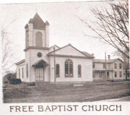 Free Will Baptist Meetinghouse